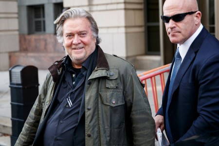 Steve Bannon Threw Roger Stone Under the Bus at Trial