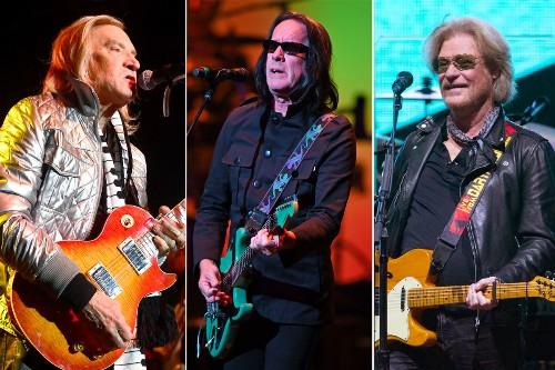 Todd Rundgren Recruits Joe Walsh, Daryl Hall for Democratic Campaign Anthem