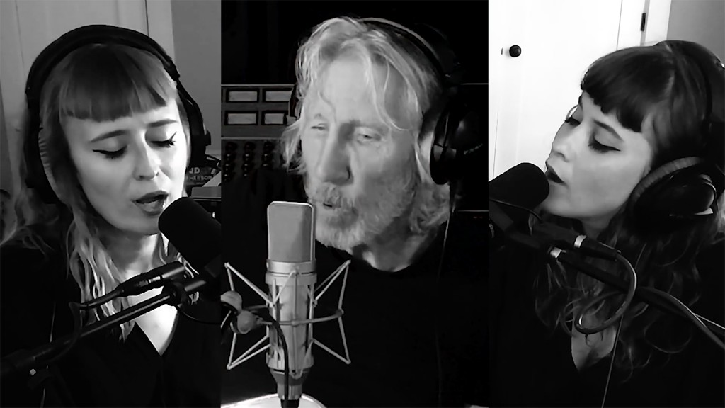 See Roger Waters, Lucius Sing John Prine's 'Hello in There'