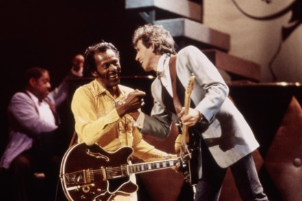 Keith Richards on His Hero Chuck Berry: 'The Granddaddy of Us All'