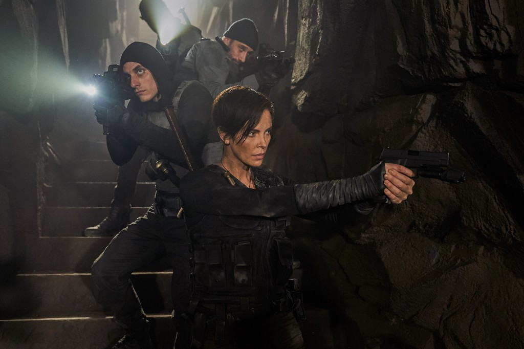 'The Old Guard' Review: Charlize Theron Kickstarts a New Action Franchise