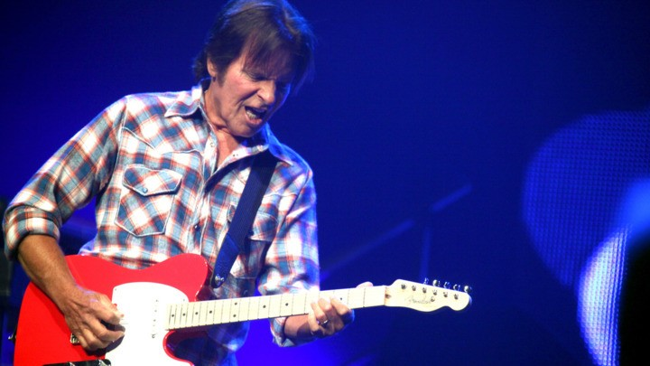 John Fogerty Addresses 'Fortunate Son' Controversy