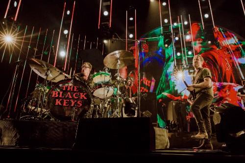 Backstage With the Black Keys in Nashville