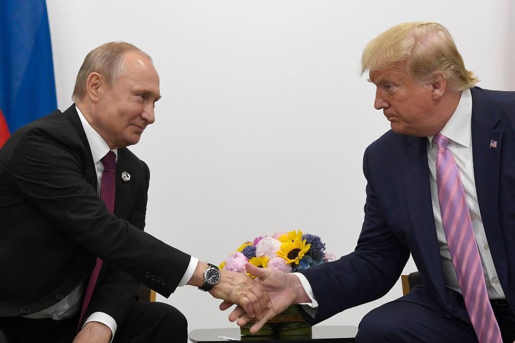 Pentagon Warns That America Is Enabling Putin's Plan for Global Dominance