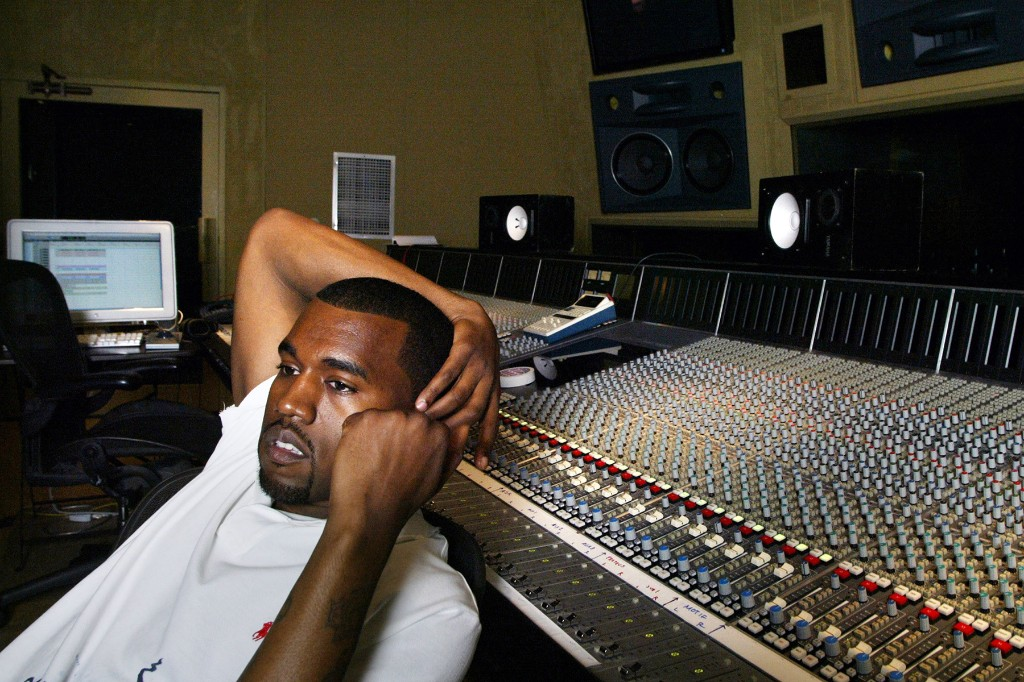 Kanye West's War Against Record Contracts Could Actually Work -- for Kanye, Anyway