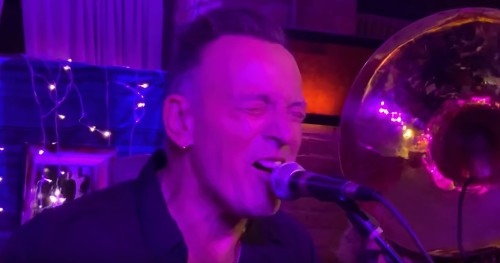 Watch Bruce Springsteen's First Live Performance of 2019