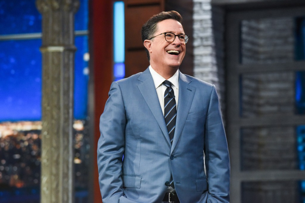 Stephen Colbert to Host Virtual 'Bloomsday' Event Celebrating James Joyce's 'Ulysses'