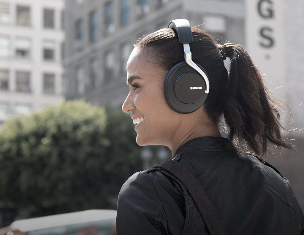 RS Recommends: Shure AONIC 50 Wireless Noise-Cancelling Headphones