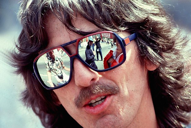 A Conversation With George Harrison