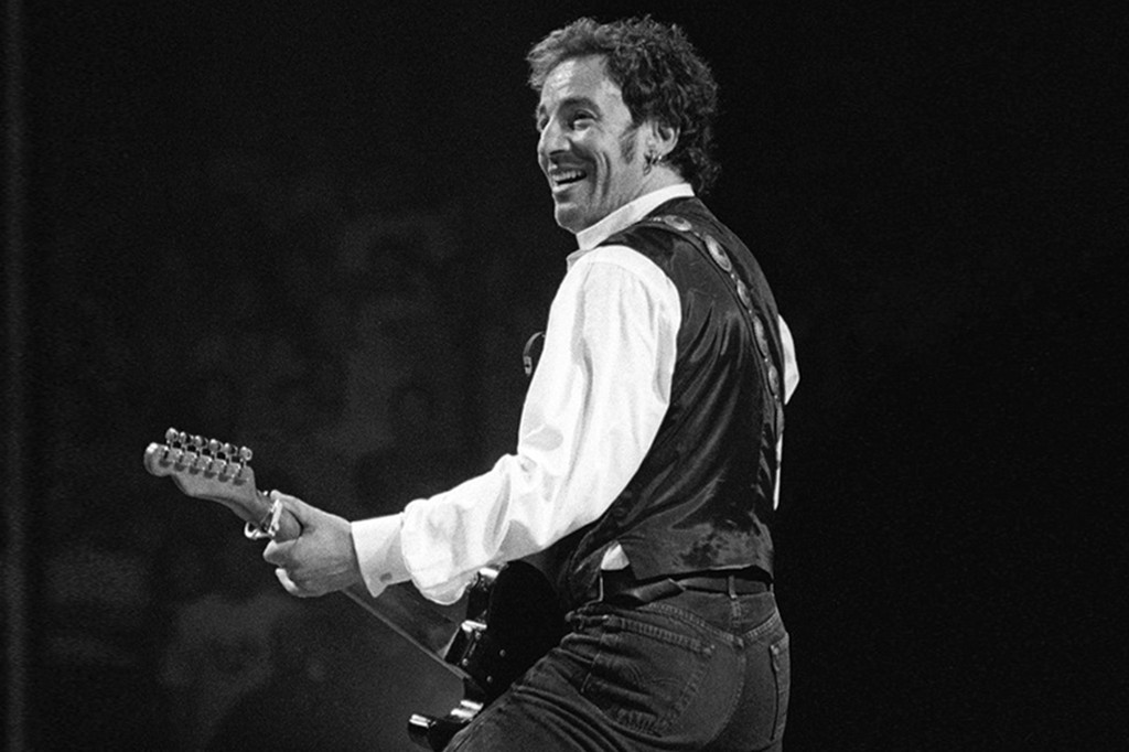 Bruce Springsteen Drops Philadelphia 1999 Live Album