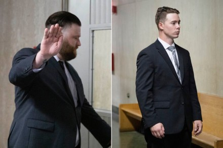 Proud Boys Members Convicted of Attempted Assault in Fight With Antifa