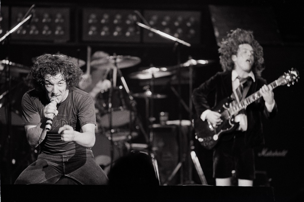 AC/DC Release Vintage 'What Do You Do for Money Honey' Live Video
