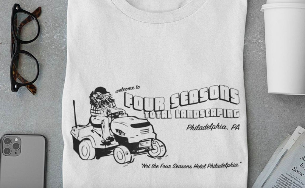 Bootleg 'Four Seasons Total Landscaping' Merch Hits the Internet; 2020 Memes Win Again