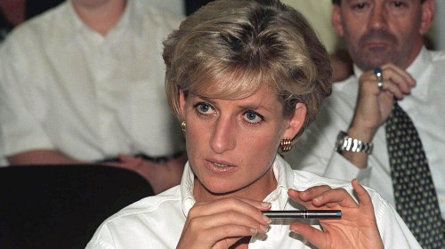 Firefighter Reveals Princess Diana's Last Words 20 Years After Death