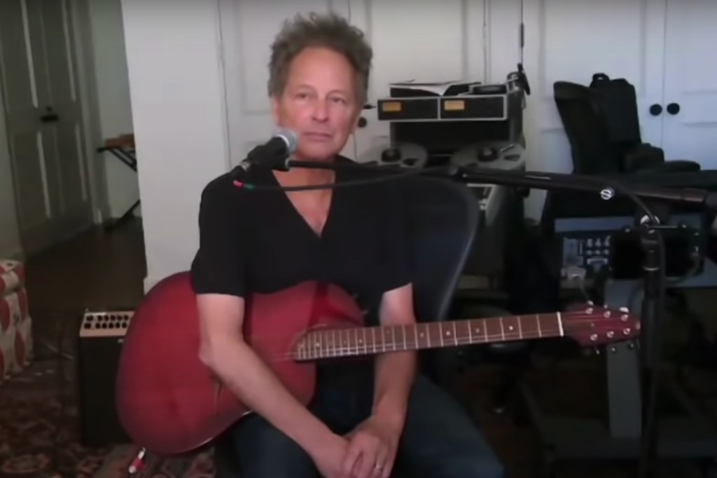 Watch Lindsey Buckingham Sing for First Time Since Heart Surgery