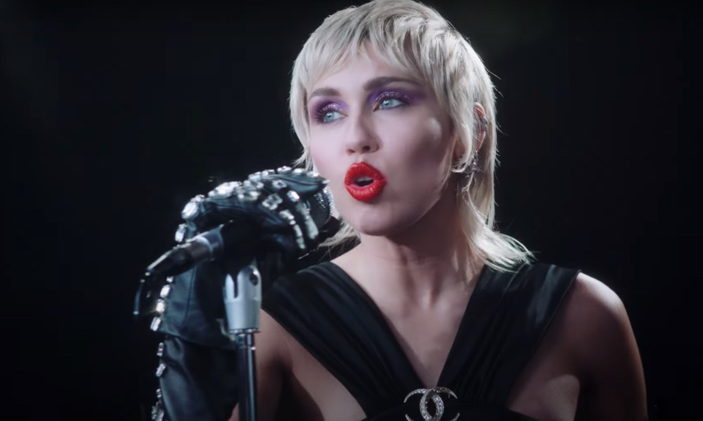 Watch Miley Cyrus' Sassy Self-Directed Video for New Song 'Midnight Sky'