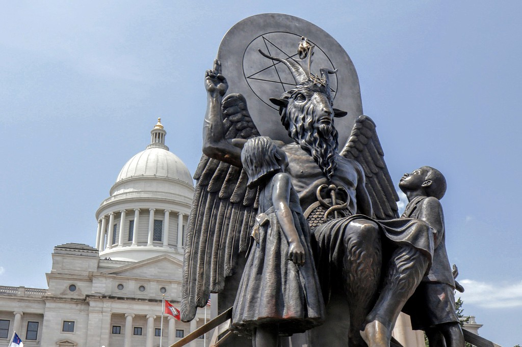 'Hail Satan?' Review: In the Dark Lord (and Religious Freedom) We Trust