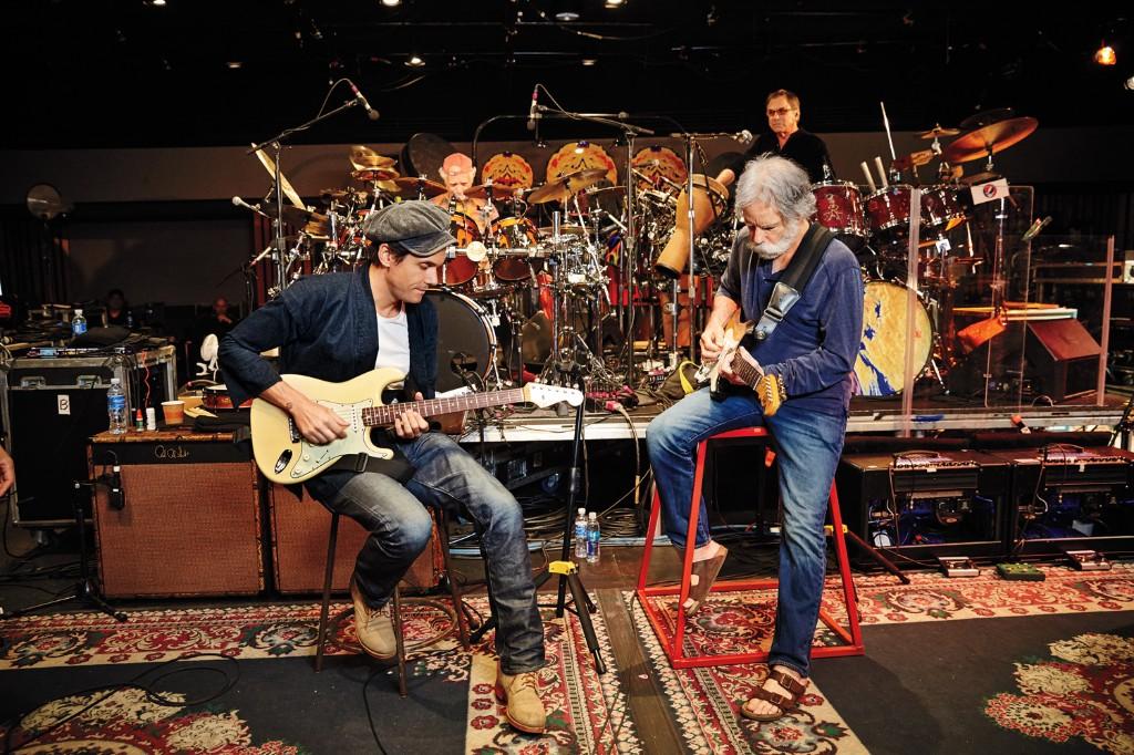 John Mayer and Bob Weir Talk Upcoming Dead & Company Tour
