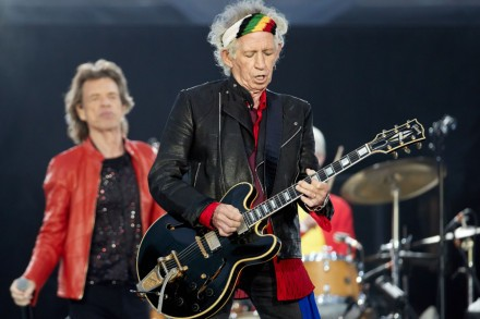 Keith Richards Reveals Rolling Stones' Studio Plans and Why They Still Tour