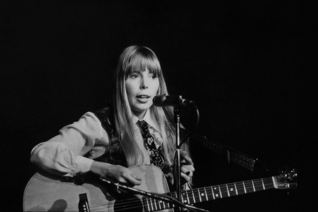 'Archives Vol. 1: The Early Years (1963-1967)' Takes Us Back to Joni Mitchell's Young Folkie Days