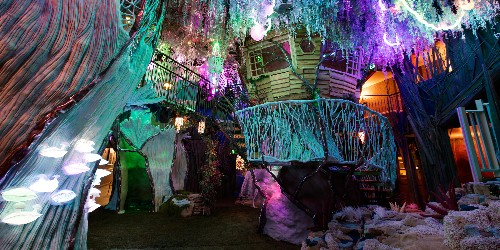 Meow Wolf: Inside the Insane Psych Art Collective Taking Over the World