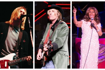 Nirvana, Tom Petty, Aretha Franklin Recordings Among Estimated Half Million Songs Lost in 2008 UMG Fire