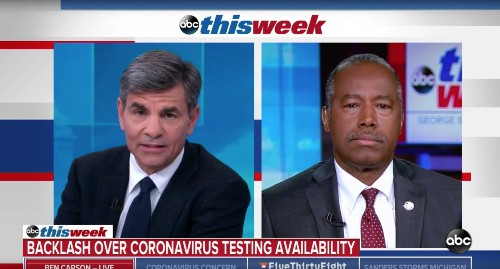 Watch the Trump Administration Fumble the Coronavirus Response in Real Time