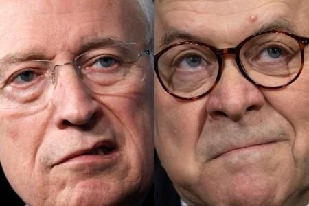 In Bill Barr, Trump Found His Dick Cheney