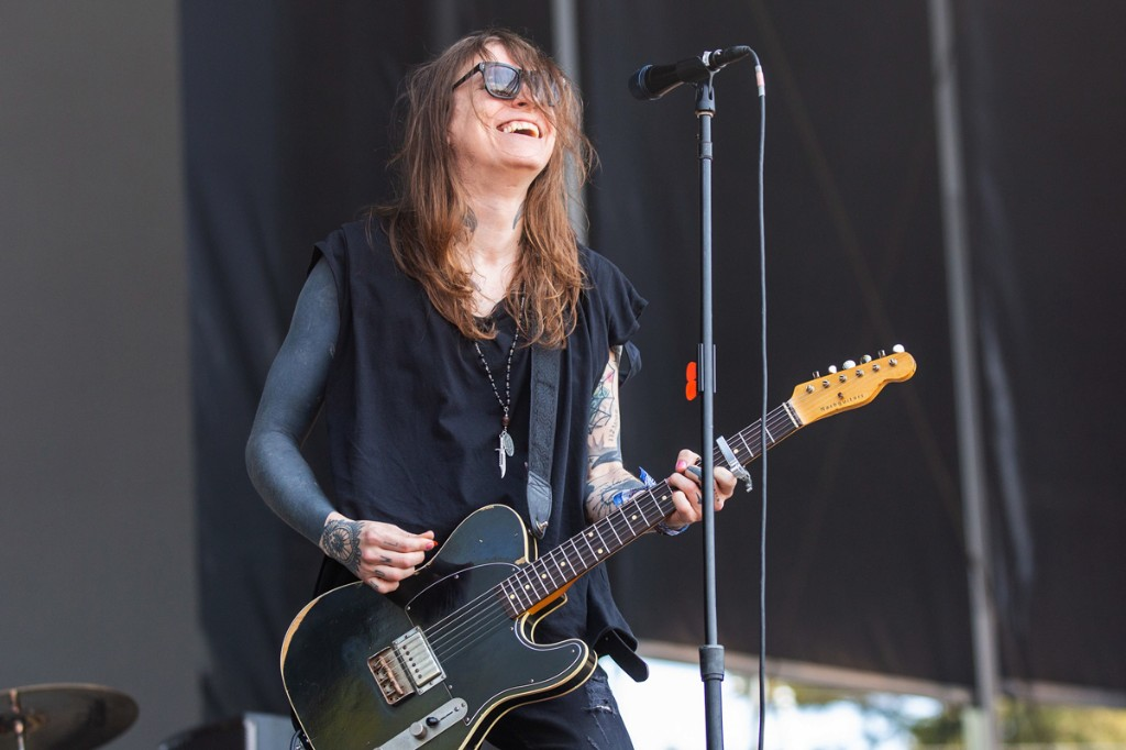Social Distancing With Laura Jane Grace: Acid, Weed, Poetry and Epic Baths
