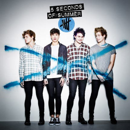 5 Seconds Of Summer - Magazine cover