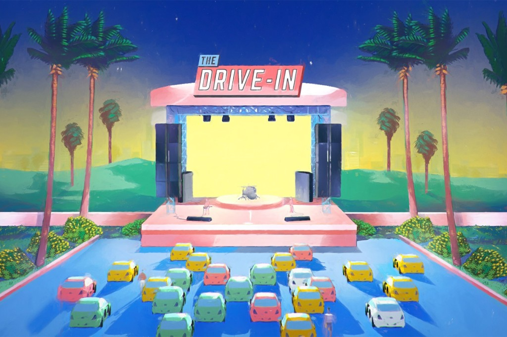 Melbourne's The Drive-In Concert Series Cancelled Following COVID-19 Outbreak