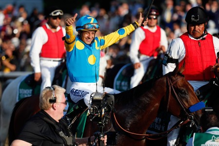 After American Pharoah, Victor Espinoza Can't Outrun Fame