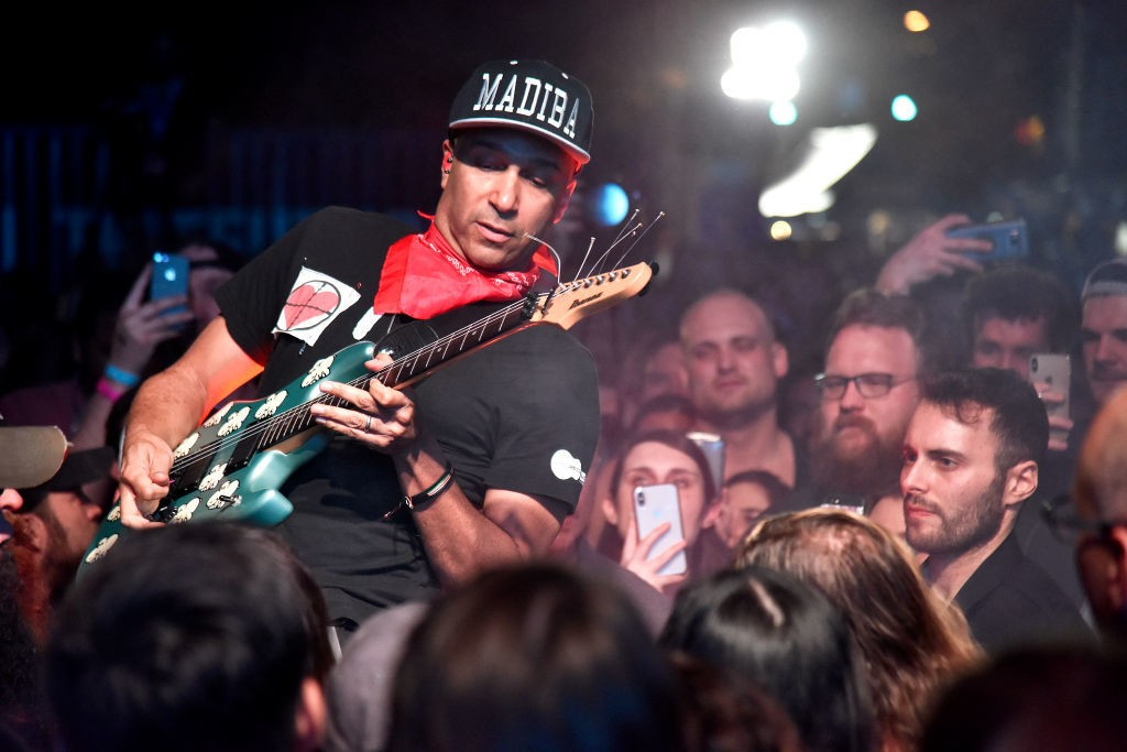 Watch Tom Morello's Video for Nat Turner-Inspired Song 'You Belong to Me'