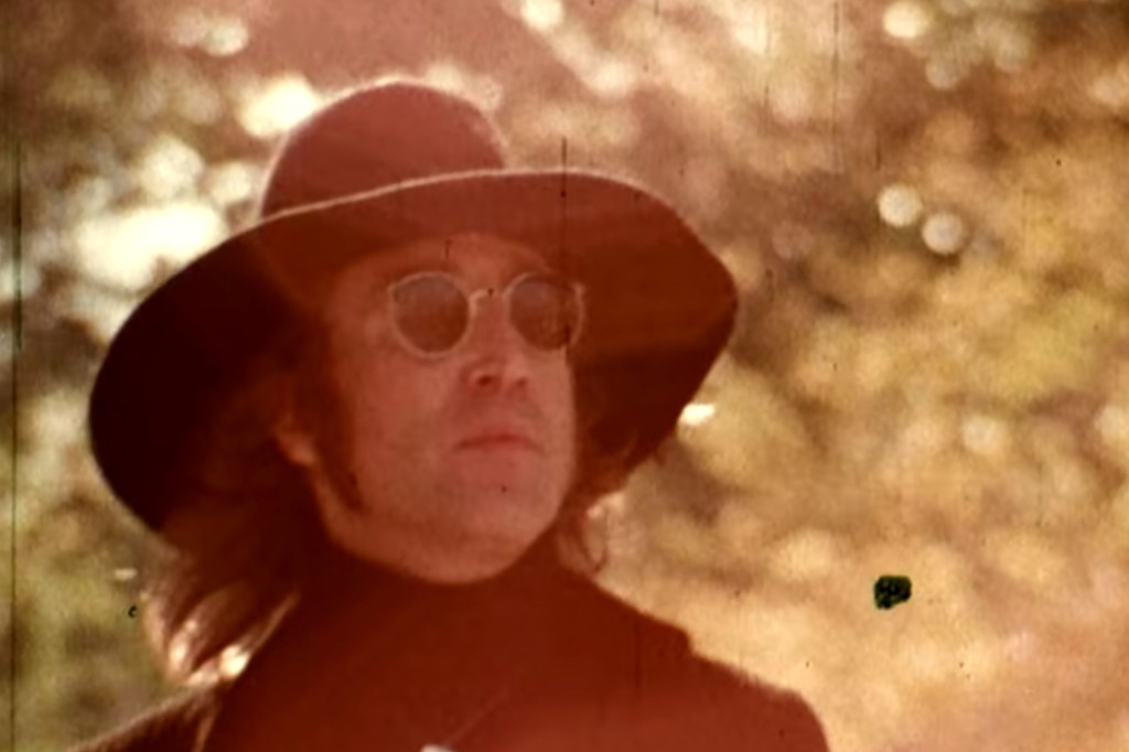 John Lennon Takes a Stroll Through Central Park in 'Mind Games' Video