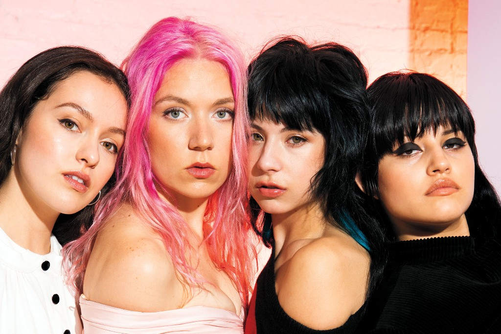 Meet Nasty Cherry, the 'Girl Gang' Helping Charli XCX Live Out Her Rock & Roll Dreams