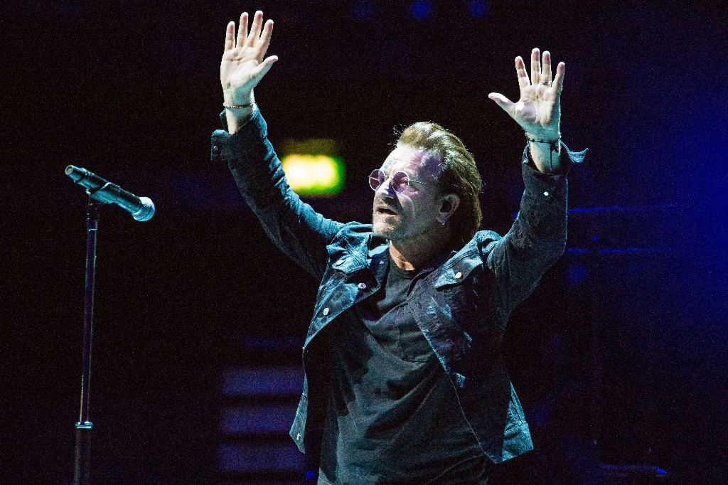 Hear Bono's '60 Songs That Saved My Life' Playlist