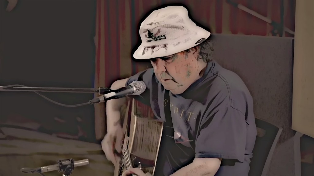 Neil Young's Older Brother Bob Young Releases First Song at Age 78
