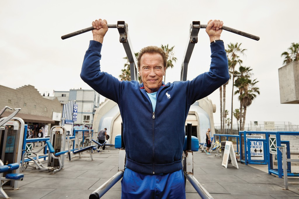 The Unkillable Arnold Schwarzenegger