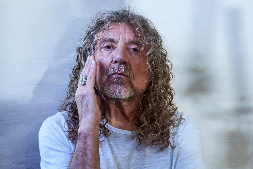 Robert Plant to Release 'Digging Deep' Career Anthology