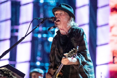 Neil Young and Crazy Horse Return With the Ragged, Glorious 'Colorado'