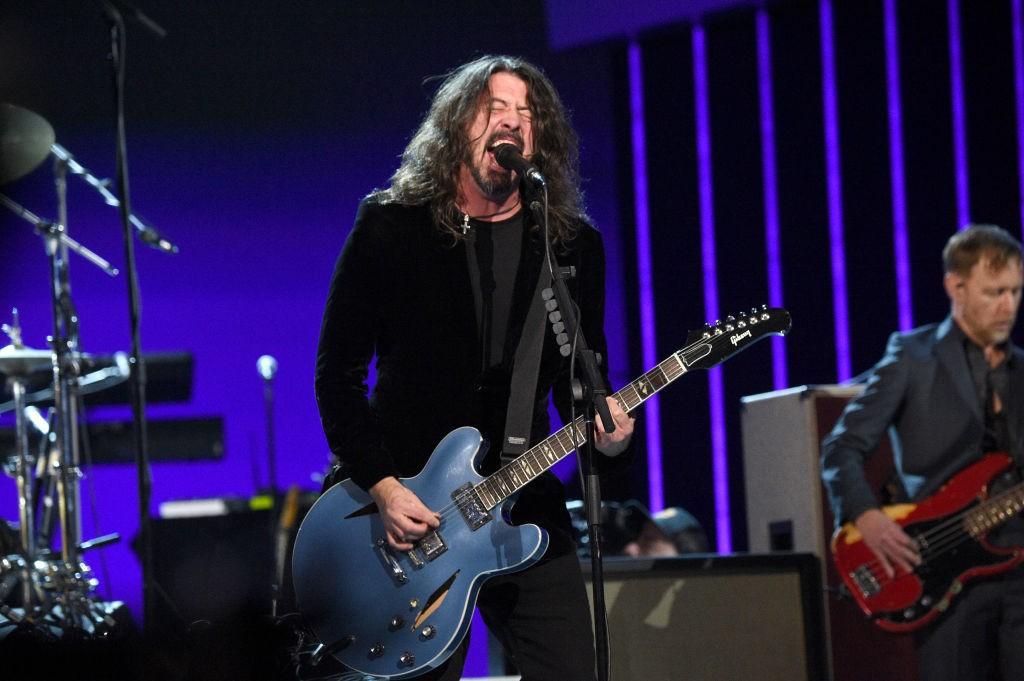 Foo Fighters, Pink, Cher, Jon Bon Jovi to Perform at Joe Biden Virtual Event Tonight