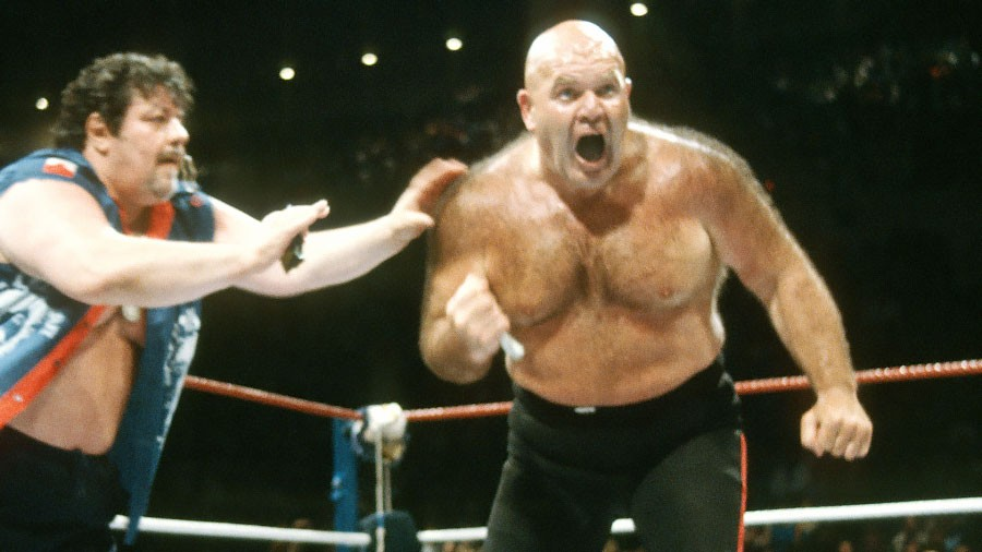 George 'The Animal' Steele, Wrestling Legend, Dead at 79