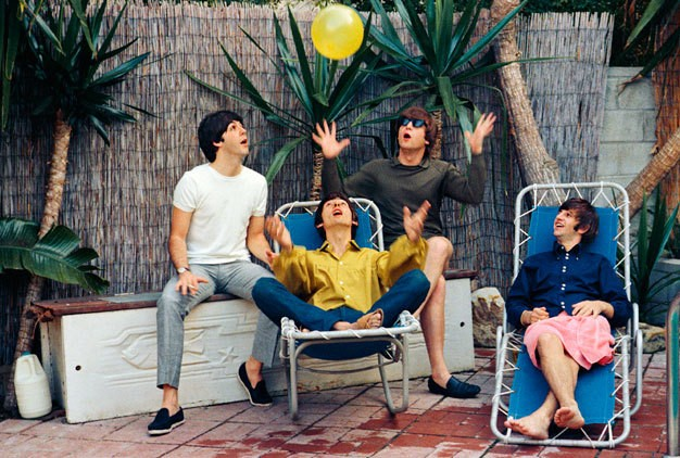 The Lost Beatles Photos: Rare Shots From 1964-1966