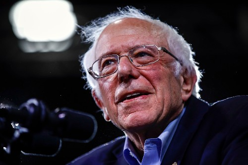 Bernie Sanders' Best Quality Is That He's Disposable