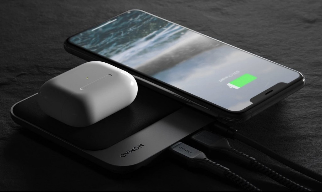 This $99 Wireless Charging Pad Lets You Charge up to Four Devices at Once
