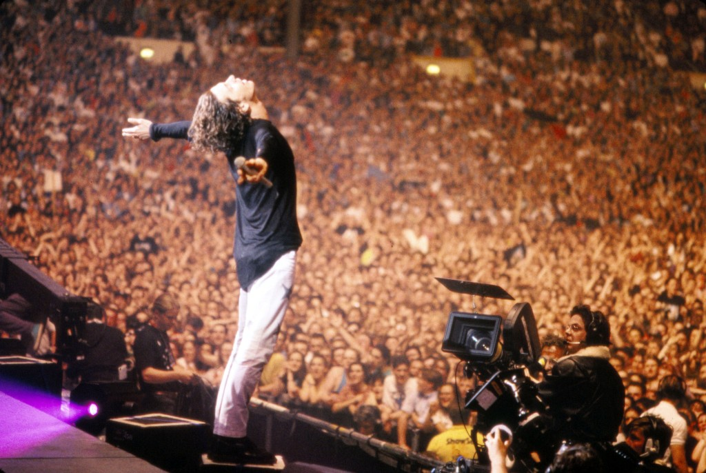 INXS Plot Remastered Reissue of Classic Concert Film 'Live Baby Live'