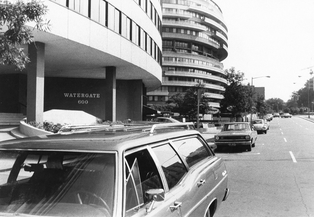 Fear and Loathing at the Watergate