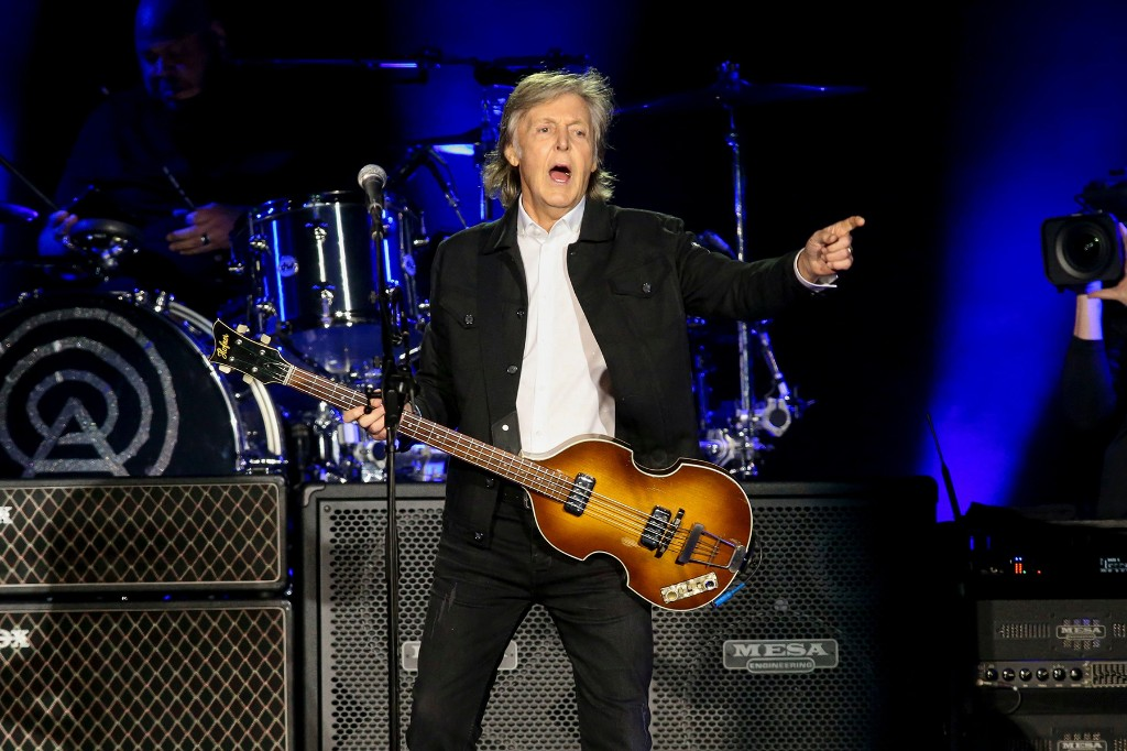 Paul McCartney: 'I Want Justice for George Floyd's Family'