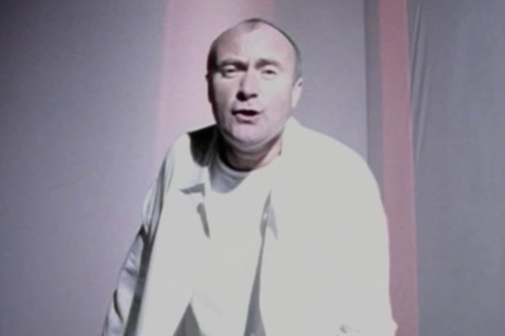 Flashback: Phil Collins Dances Into the Light