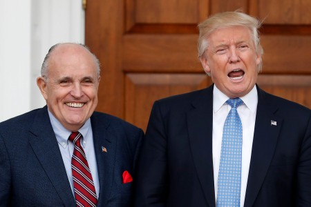 Report: Lev Parnas Handed Over Tapes of Trump and Giuliani to the House Intelligence Committee